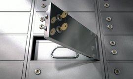 Bezpečnostní schránka, ilustrační foto