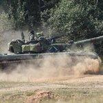 Vojenské cvičení NATO v Německu Allied Spirit