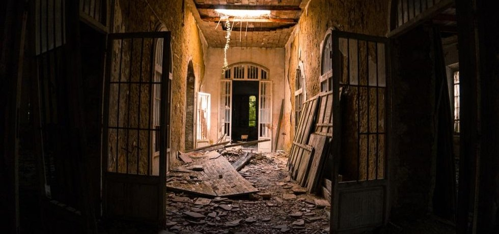 Opuštěná místa lákají průzkumníky i vandaly