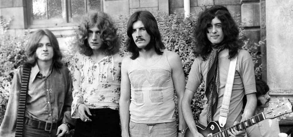 Led Zeppelin (Zdroj: Profimedia.cz)
