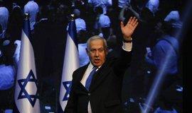 Netanjahu chce sestavit sionistický kabinet, Ganc vládu národní jednoty
