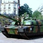Francouzský tank Lecrerc