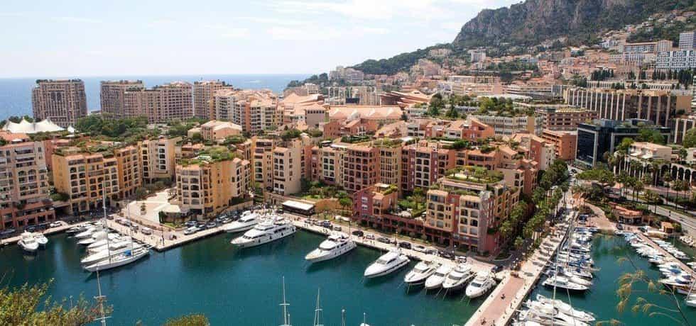 Monako, ilustrační foto