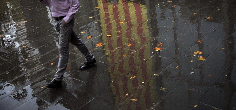 Barcelona v bezčasí