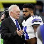 1. Dallas Cowboys (americký fotbal) - hodnota 4,2 miliardy dolarů (+ 5 procent)