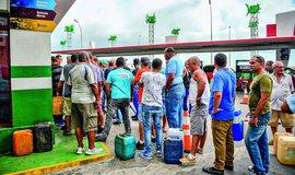 Kuba se ocitla na hranici kolapsu