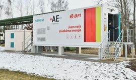 E.ON otevřel velkokapacitní úložiště v Mydlovarech. Regulátor ho ale k stabilizaci sítě nepustí.