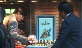 Obchod s luxusem v Číně - ilustrační foto