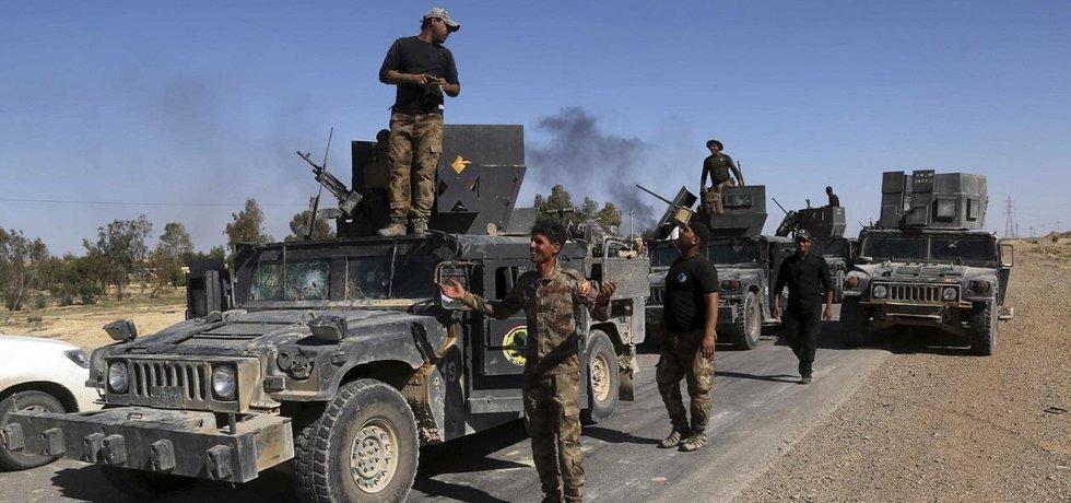 Irácká armáda - ilustrační foto