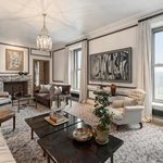 Byt u Central Parku v New Yorku o rozloze 474 metrů stojí 620 milionů korun.