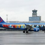 Airbus belgické společnosti Brussels Airlines