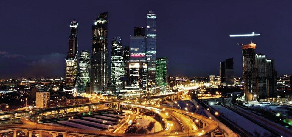 Moskva, ilustrační foto