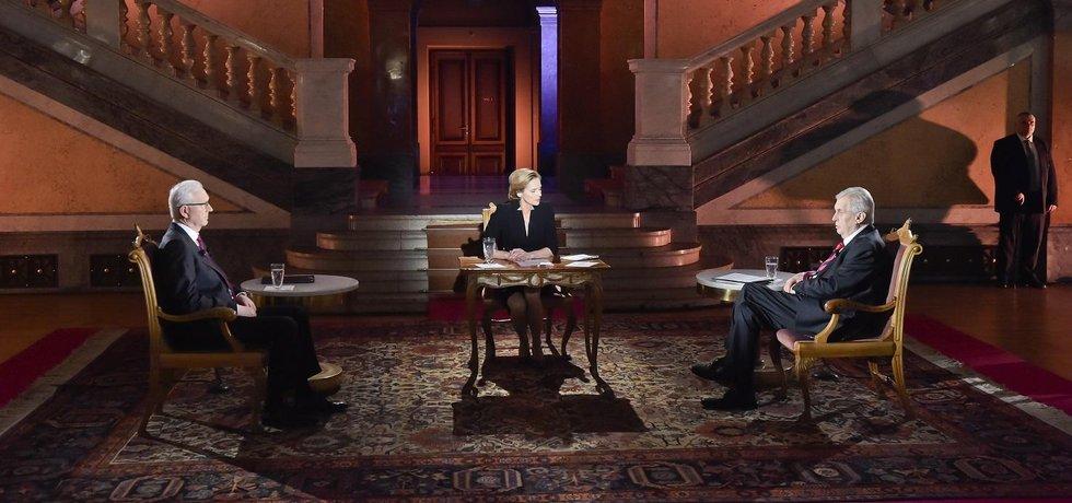 Druhá prezidentská debata