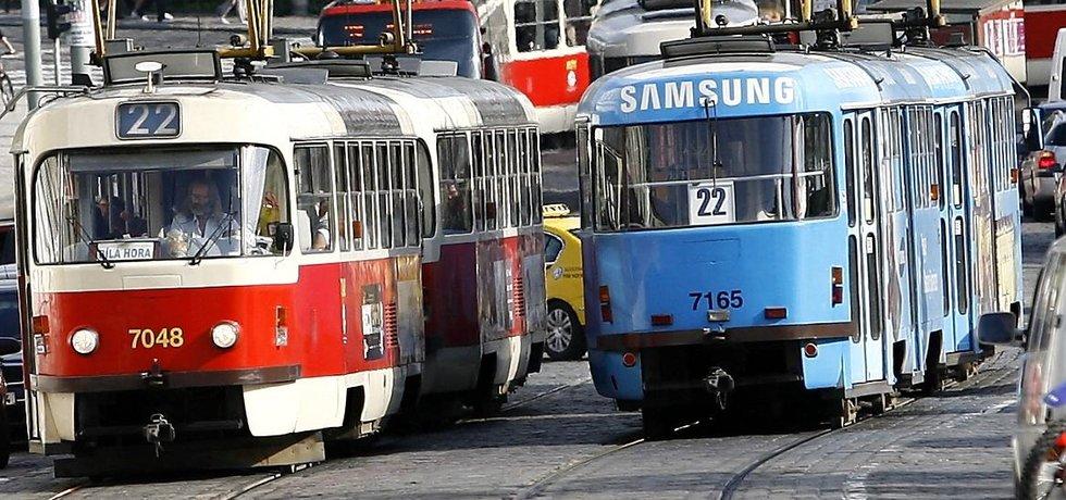 tramvaj T3