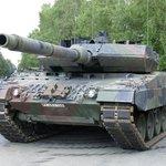 Německý tank Leopard 2