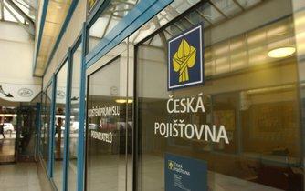 Česká pojišťovna, ilustrační foto