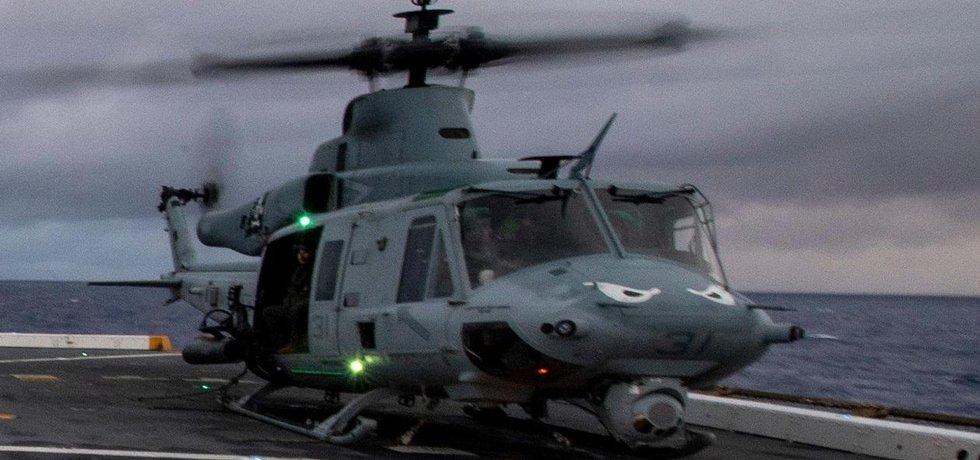 Vrtulník UH-1Y Venom