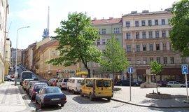 Prokopovo náměstí na Žižkově