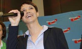 Bývalá předsedkyně AfD Frauke Petryová