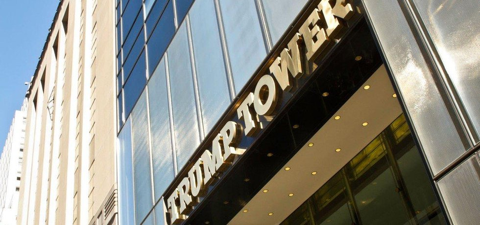 Trump Tower v New Yorku