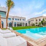 Vila s Dubaji s bazénem vyjde na 34 milionů dolarů, což je v přepočtu 704 milionů korun.