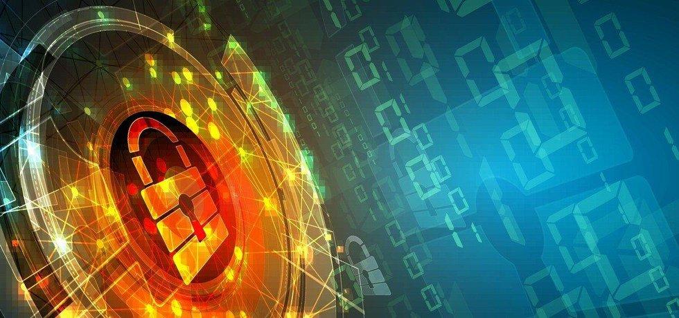 Počítačové heslo - ilustrační foto