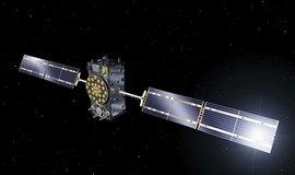 Vizualizace družice systému Galileo