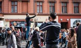 Migrační původ má v Německu rekordní čtvrtina obyvatelstva - ilustrační foto