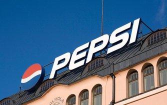 Logo nejslavnějšího nápoje společnosti Pepsico.