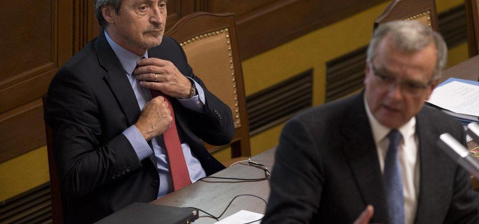 Sněmovna schválila klimatickou dohodu