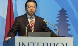 Bývalý šéf Interpolu Meng Chung-wej