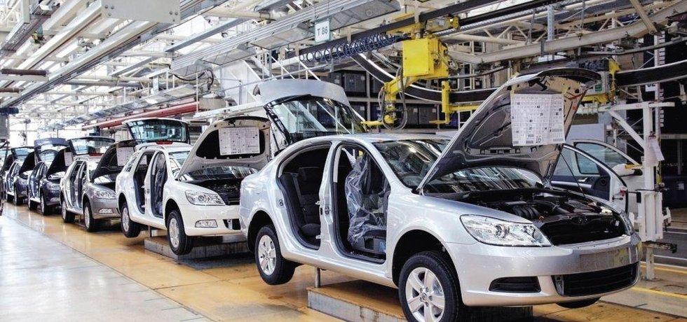 Loni se v zemích V4 vyrobilo přes 3,3 milionu osobních vozů