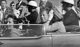 John Fitzgerald Kennedy před atentátem v Dallasu