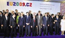 Zakládající summit Východního partnerství se v květnu 2009 uskutečnil v Praze