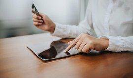 Fintech zahrnuje například virtuální peněženky, ilustrační foto
