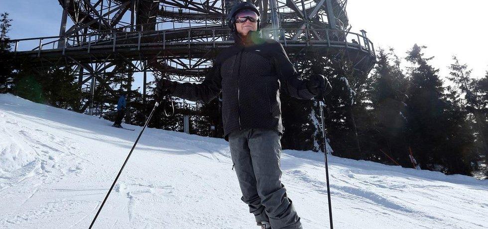 Majitel společnosti Sněžník Jiří Rulíšek