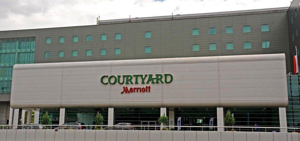 Courtyard Marriott, ilustrační foto