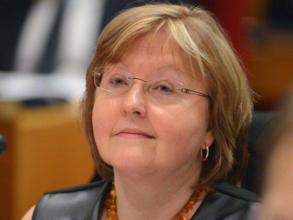 Radní Jana Plamínková