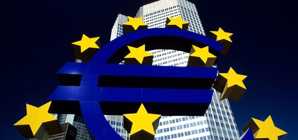 Sídlo ECB ve Frankfurtu