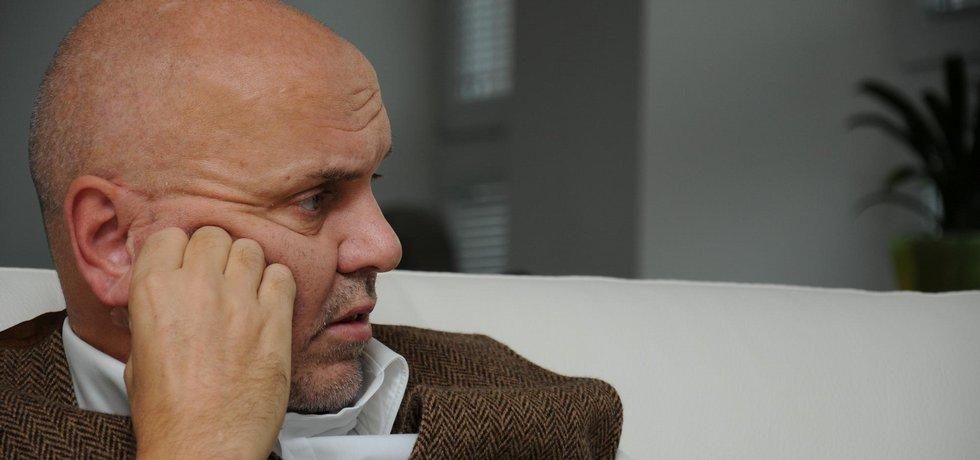 Člen představenstva maďarské skupiny MOL Oszkár Világi