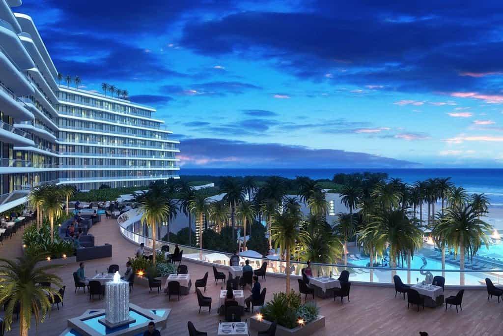 Připravovaný DIC Resort