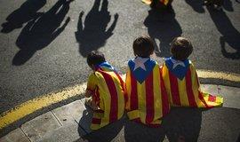 Referendum o katalánské nezávislosti, ilustrační foto