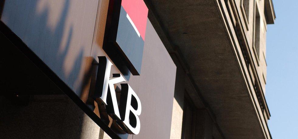 Centrála Komerční banky v Praze
