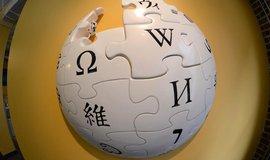 Plastické logo Wikipedie