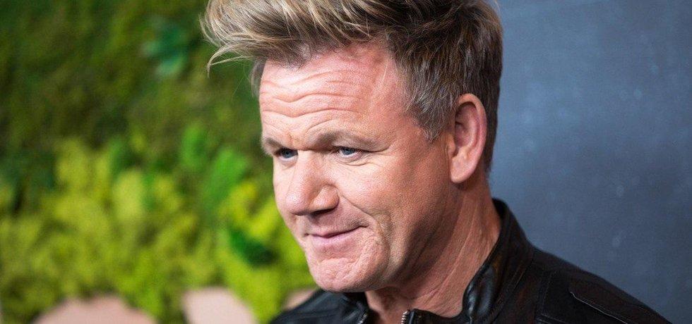 Šéfkuchař Gordon Ramsay kritizuje používání kokainu v restauracích.