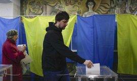 Ukrajinci volí prezidenta