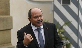 Kandidát na ministra zemědělství Jiří Milek