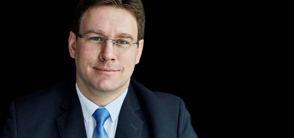 Nový šéf SÚRAO Jan Prachař