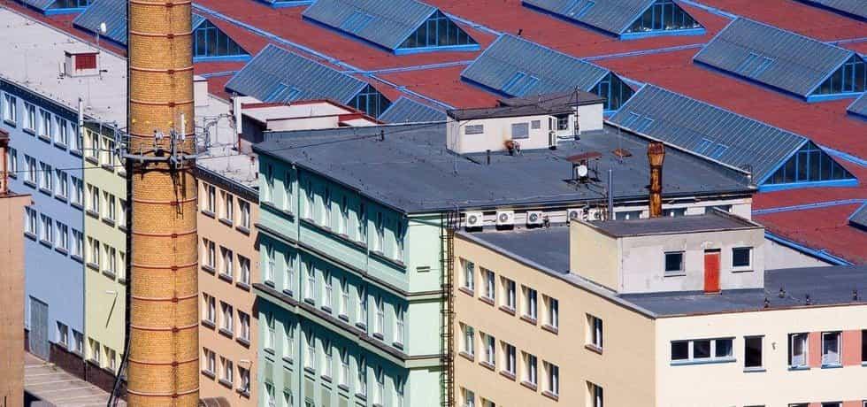 Developerské firmy Crestyl a UBM Bohemia Development postaví v Praze na Smíchově 160 bytů (ilustrační foto)