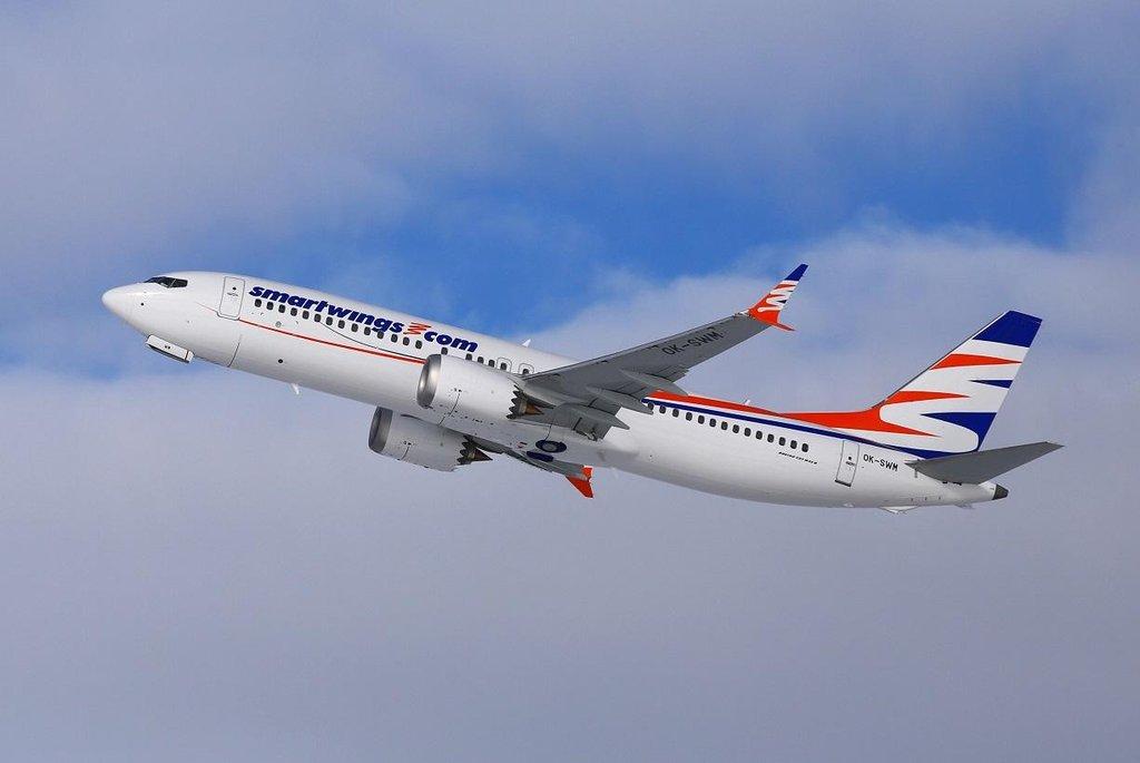Boeing společnosti Smartwings
